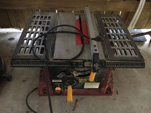 10 inch industrial table-saw for Sale in Dickinson, TX