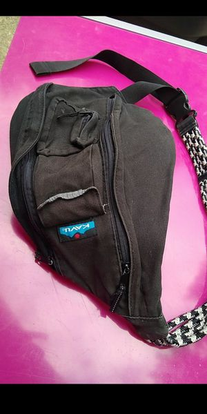 Kavu fanny ,/ shoulder pack oversized (bigger then normal fanny pack) great for hiking for Sale in Olympia, WA