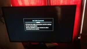 55 inch smart TV samsung for Sale in Berkeley, MO