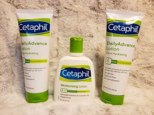 Cetaphil Fragrance Free Lotions for Sale in Newburgh, NY