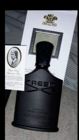 Creed Green Irish Tweed 100% authentic for Sale in Irvine, CA