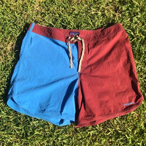 Vintage Patagonia Two Tone Swim Trunk Shorts for Sale in Carrollton, TX