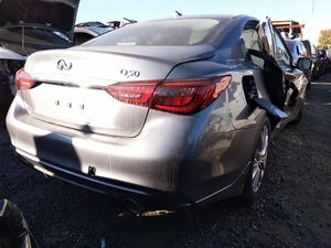 2018 Infiniti Q50 3.0 turbo for parts only for Sale in San Diego, CA