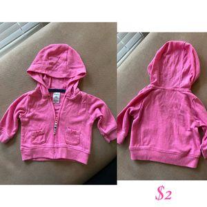Carters baby hoodie for Sale in Wilsonville, OR