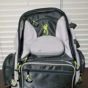 Browning Fishing Backpack/cooler for Sale in Mesa, AZ