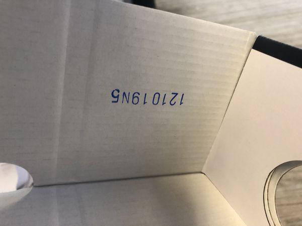 Nike Off White Jordan 5 Sz 7.5 With Receipt