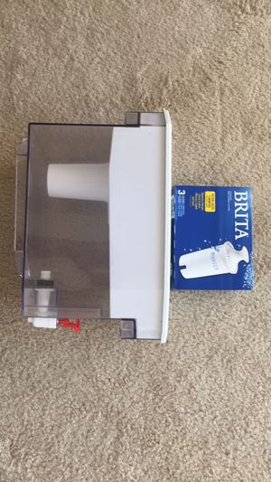 Brita ultramax with 3 filters for Sale in North Potomac, MD