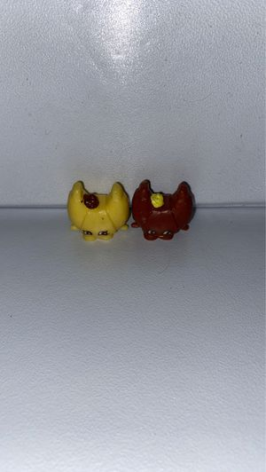 2 more Season 3 {Ultra Rare Chocolate Shopkins} for Sale in Portland, OR