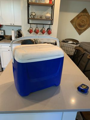 Igloo 28 QT cooler with handle for Sale in Washington, DC
