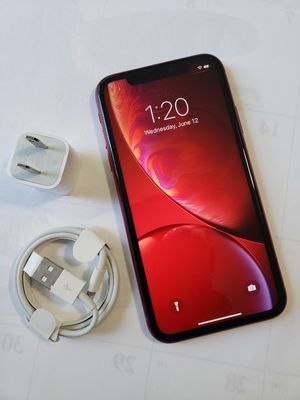 iPhone XR, Factory Unlocked.. Excellent Condition. for Sale in Springfield, VA