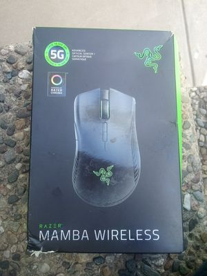 Razer Mamba Wireless Mouse for Sale in Phoenix, AZ
