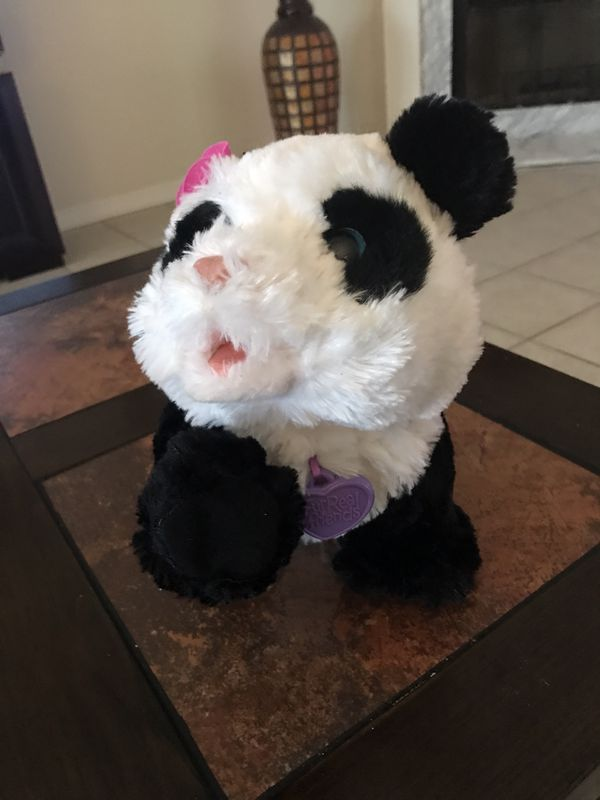 FurReal Friends Pom Pom My Baby Panda Pet