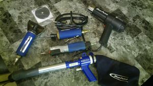 Blue point/ snap on assorted air tools for Sale in Gibsonton, FL