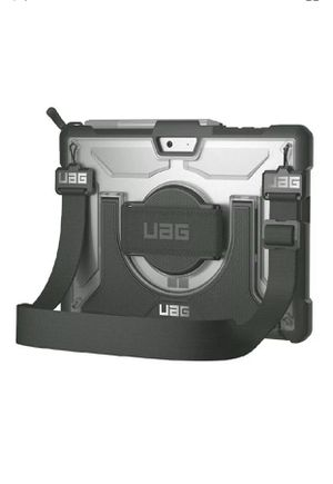UAG Microsoft Surface Go case w/ Hand & Shoulder Strap Urban Armour Gear Case Plasma series for Sale in Concord, CA