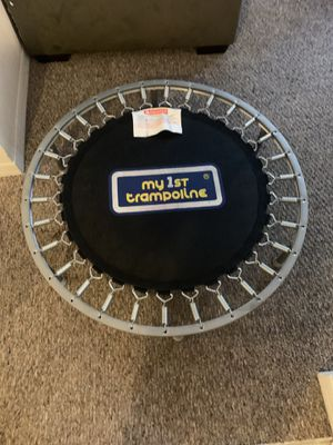 My first trampoline for Sale in Winter Garden, FL