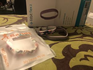 Fitbit flex2 - Replacement Bands (bands only) for Sale in Austin, TX