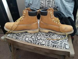 Diehard work boots for Sale in Colton, CA