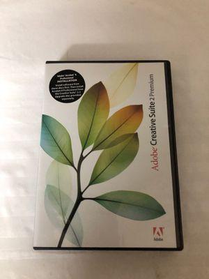 Adobe Creative Suite 2 Premium software for Sale in Manassas, VA
