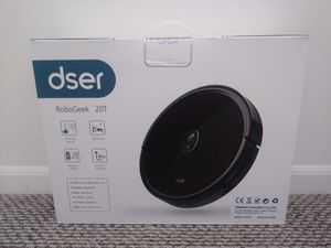 RoboGeek 20T, Robot Vacuum Cleaner for Sale in Oklahoma City, OK
