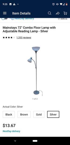 Floor stand lamp for Sale in Miramar, FL