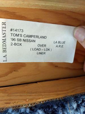 Camper insert for Sale in Gilbert, AZ