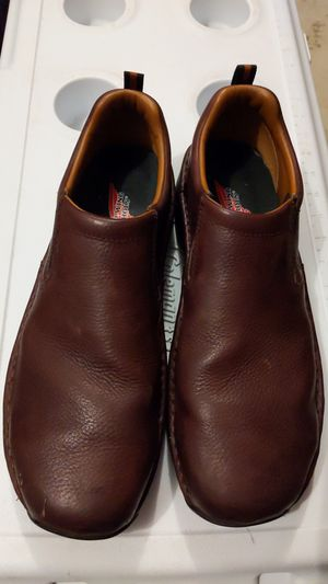 Redwing aluminum toe slip on work boots almost new for Sale in Bothell, WA