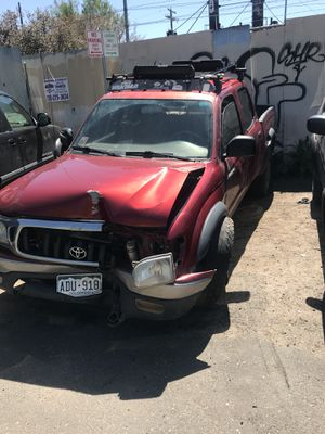 Parting out 2003 4door Tacoma automatic 4wheel-drive for Sale in Denver, CO