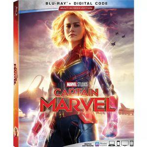 Captain Marvel (Blu-Ray + Digital) for Sale in Seattle, WA