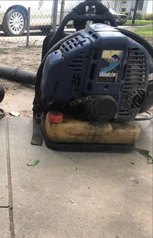 Shindaiwa commercial backpack blower for Sale in Alexandria, LA