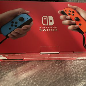 Nintendo Switch (Brand New) for Sale in Fresno, CA