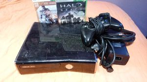 Xbox 360 Slim Video Game Console for Sale in Peoria, AZ