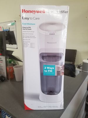 Honeywell Humidifier Cool Moisture for Sale in San Antonio, TX