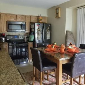 Brand new Samsung kitchen appliances suite! for Sale in Crofton, MD