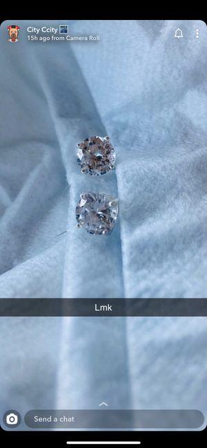 Diamond Earrings for Sale in Houston, TX