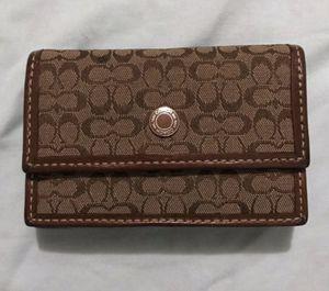 Coach small wallet for Sale in Alexandria, VA