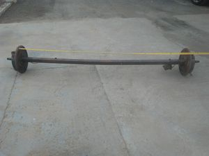 Utility Trailer Axel for Sale in Stockton, CA