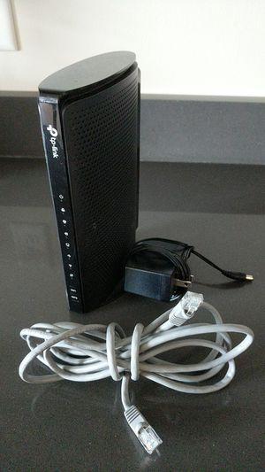 TP-link wifi wireless router for Sale in La Crosse, WI