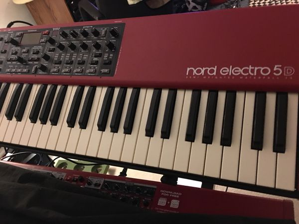 Nord D5 $1500