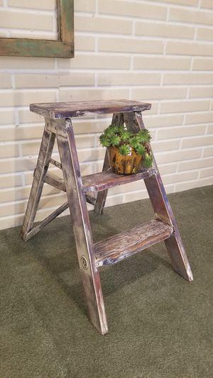 Vintage farmhouse ladder for Sale in Oshkosh, WI