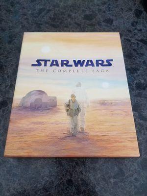 Star Wars Blu Ray Lot for Sale in Elkton, VA