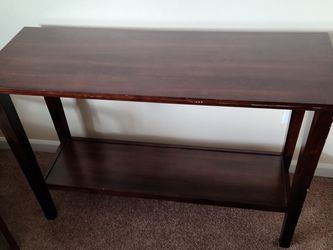 Pier One Wood Console Table for Sale in Gresham,  OR