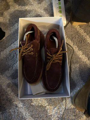 Visvim deck folk Americana boat shoes for Sale in Winthrop, MA