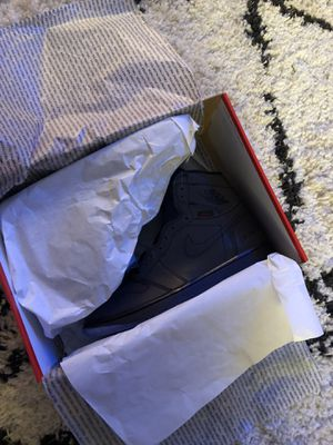 Jordan 1 - zoom reflective fearless - size 8.5 for Sale in South Pasadena, CA