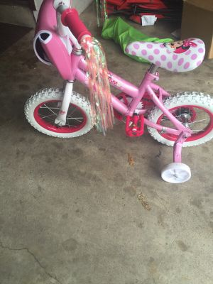 Girls New Bike Minnie Mouse for Sale in Columbus, OH