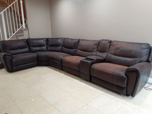 Fabric couch for Sale in Hollywood, FL