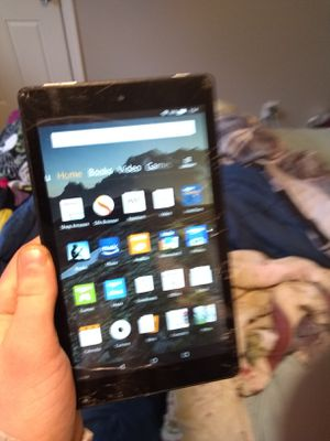 AMAZON FIRE TABLET 7 for Sale in Port Orchard, WA