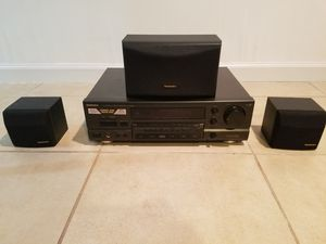 Technics SA-G9057 home theater stereo receiver for Sale in Arlington, VA