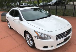 2011NISSAN MAXIMASV-SPORT LOW MILES BACK UP CAMERA EXCELLENT SHAPE for Sale in Fort Worth, TX