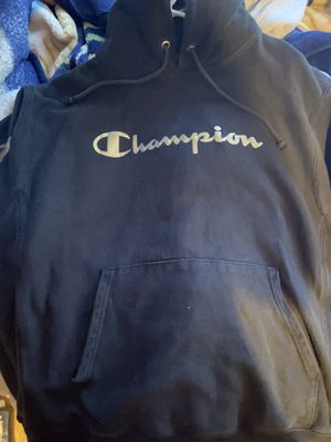 Champion hoodie size large for Sale in Torrance, CA