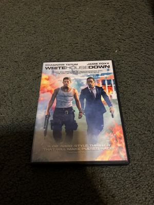 White House Down DVD for Sale in Mesa, AZ